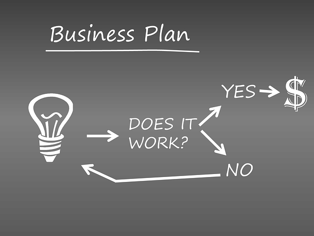 Preparation of a business plan