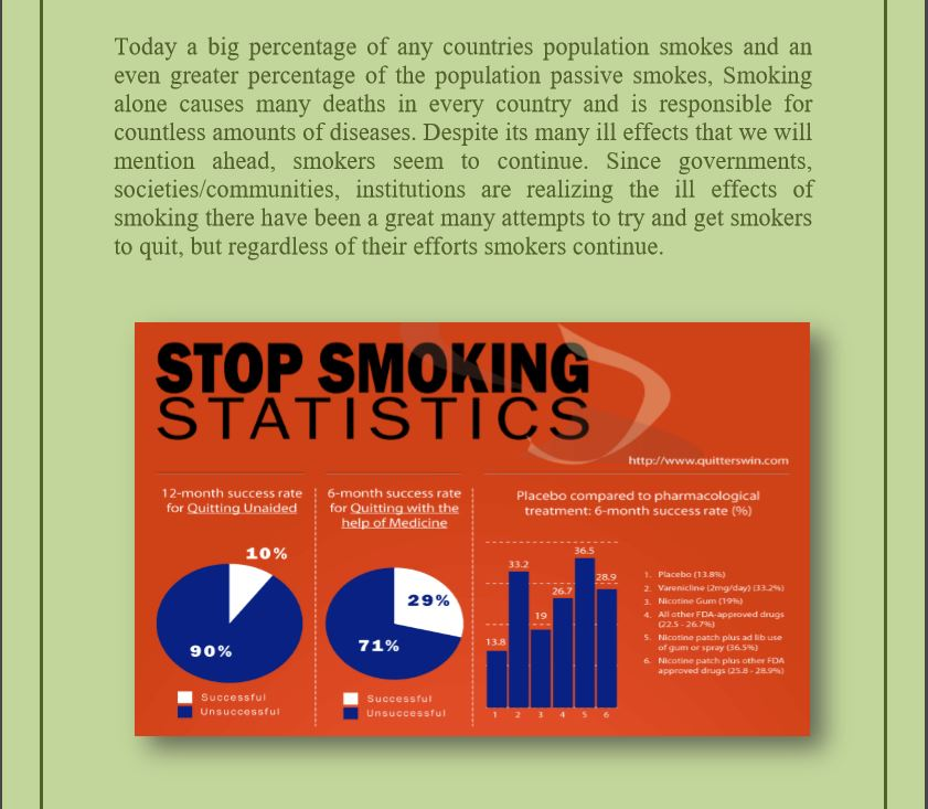 essay about anti smoking laws Smoking: smoking and smoking cessation ad essay smoking child: a rhetorical analyses typically when an anti-smoking advertisement is played on the radio or a.