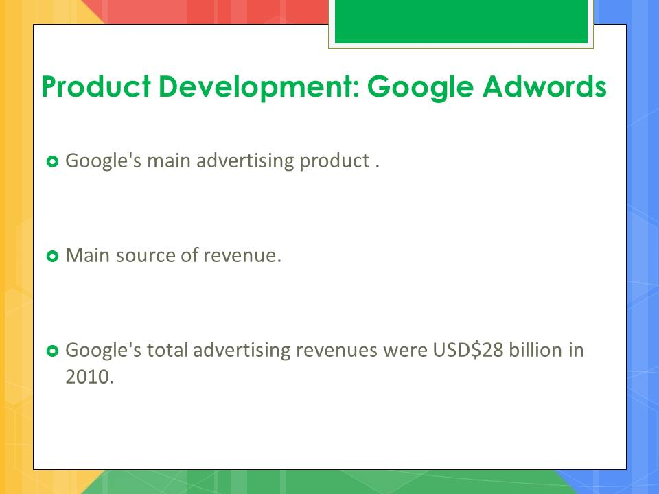 google adwords project .ppt