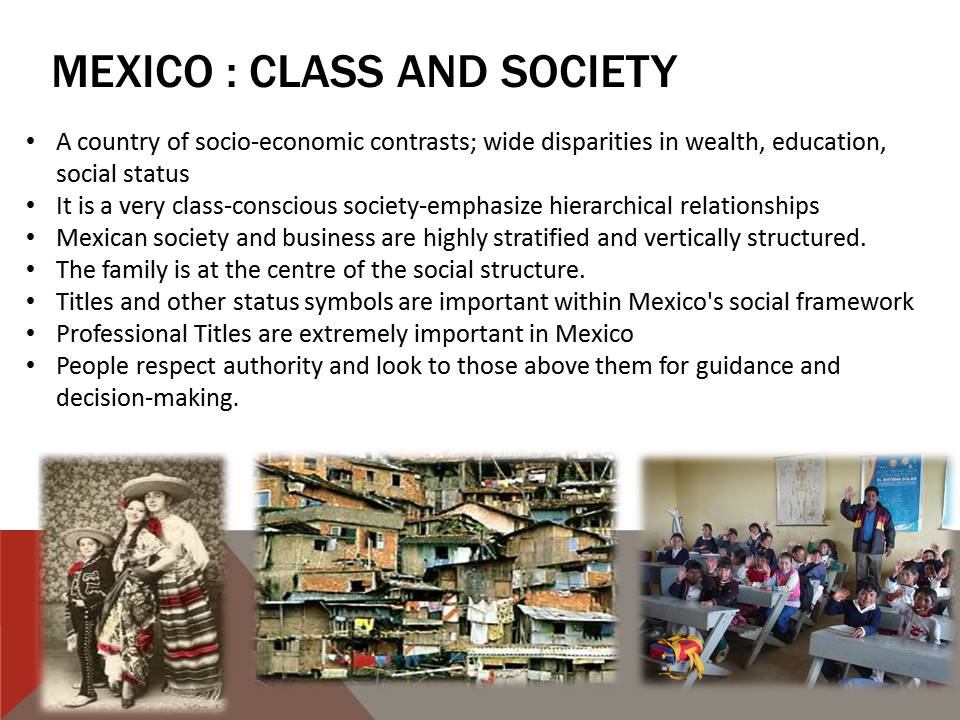 Mexico Class and Society