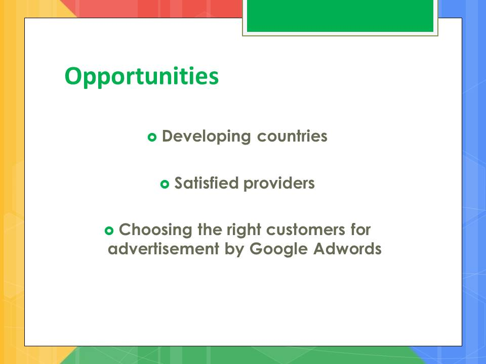google opportunities