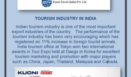 Tourism Marketing 7P`s of SOTC