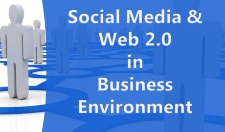 Social Media & Web 2.0 in Business Environment
