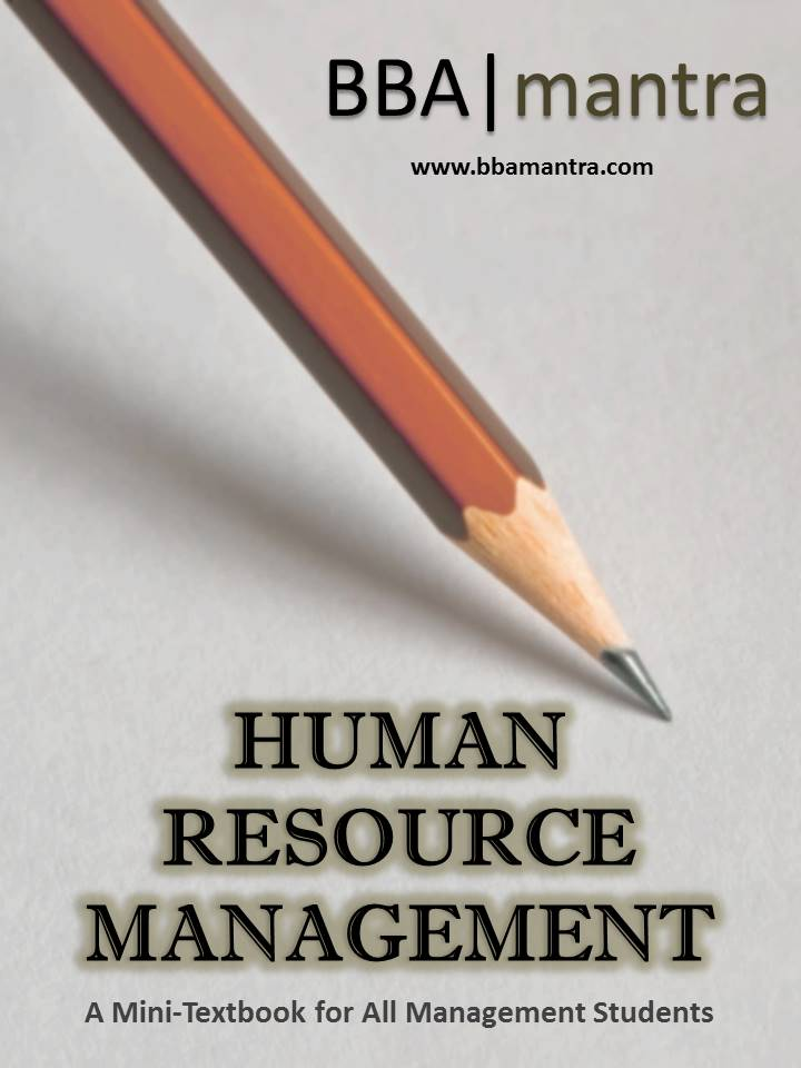 Human resource Management Enotes