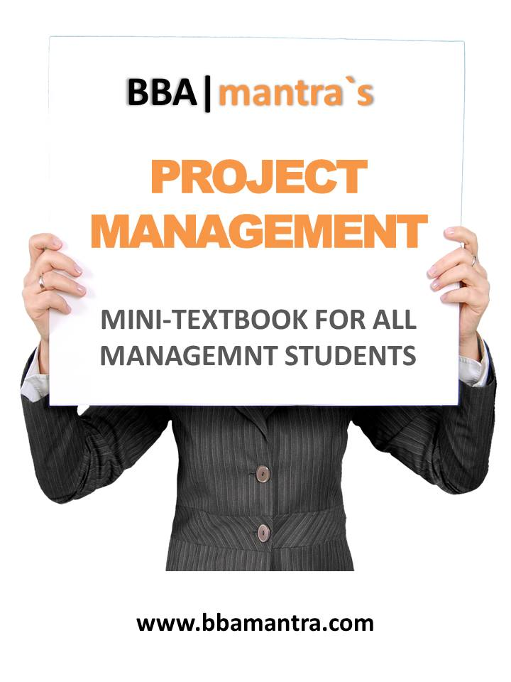 Project Management Notes