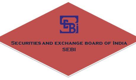 Securities and exchange board of India - SEBI