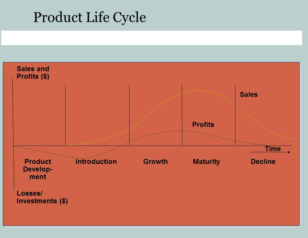 stages in the product life cycle Exploit the product life cycle theodore levitt these considerations are important because at each stage in a product's life cycle each management decision.