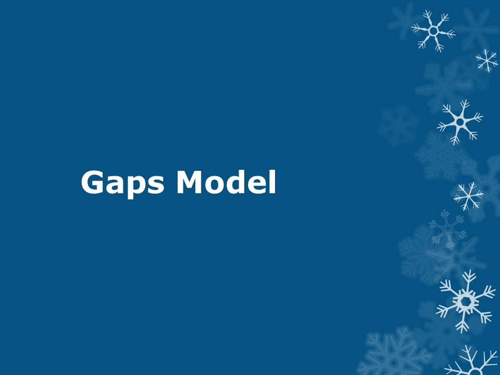 GAP Model Filpkart
