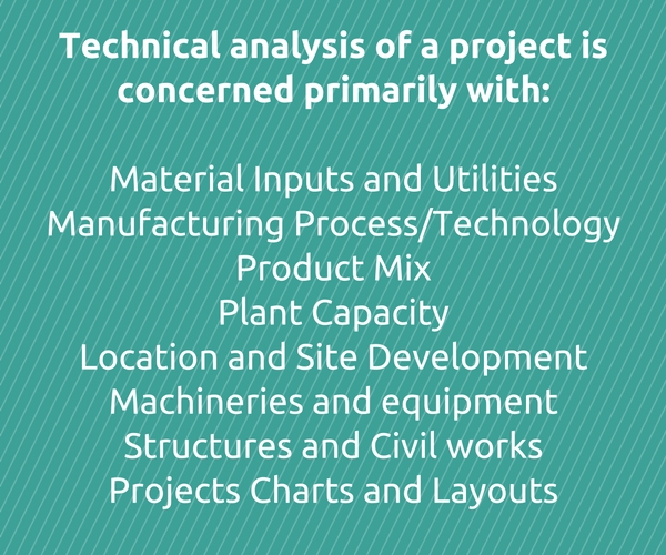 Technical Analysis Of A Project  Project Management  BbaMantra