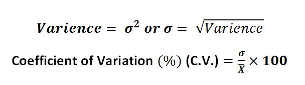 varience-coefficient-of-variation