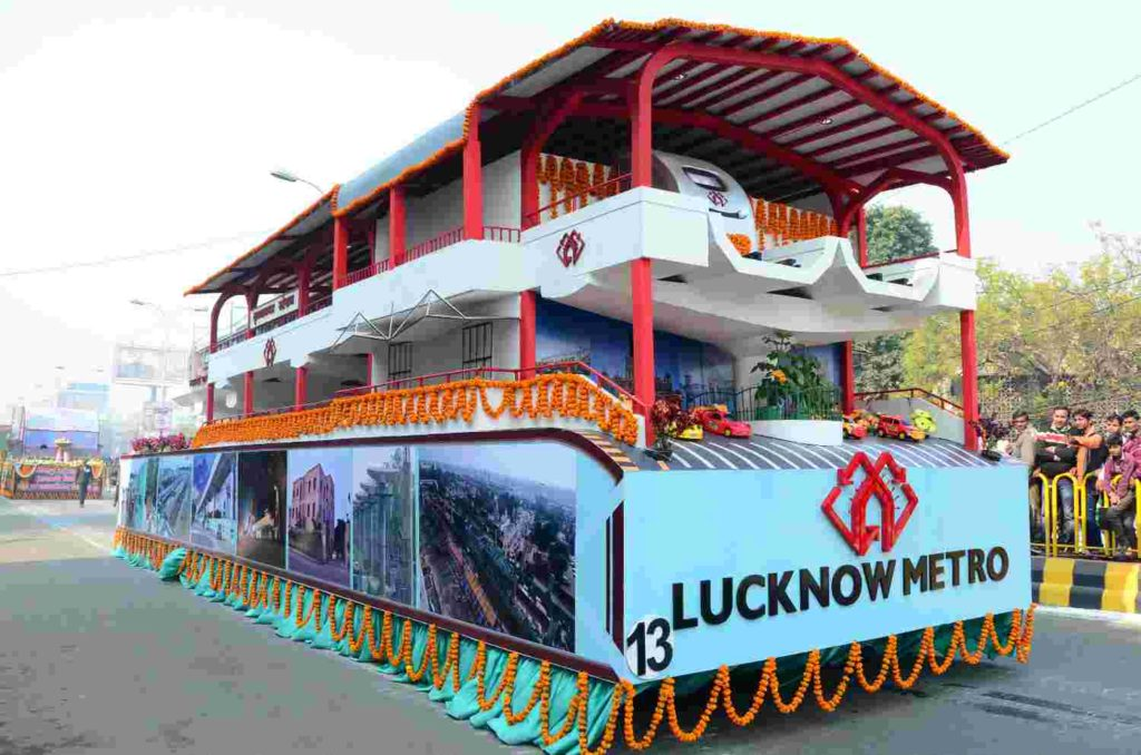 Lucknow metro launch