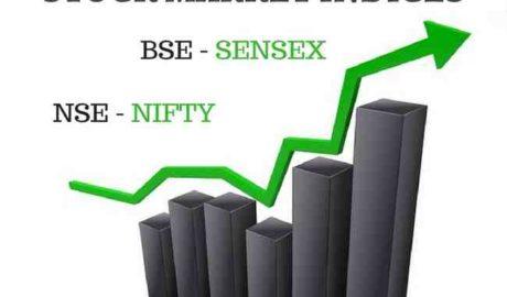 Stock Market Indices - SENSEX, NIFTY