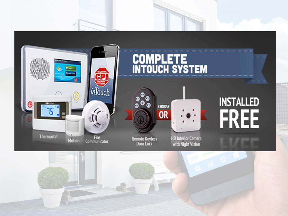 Complete home automation system