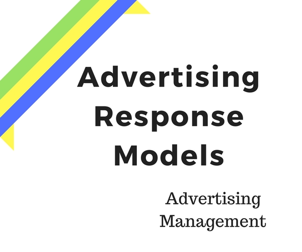Advertising Response Model