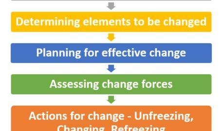Process of Organizational Change