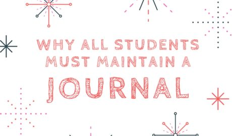 Why students must maintain a journal