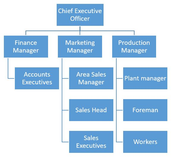 Organization Design Types Of Organization Structure Bba Mantra
